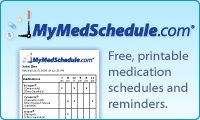 MyMedSchedule